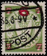 Dantzig 1934. ~ YT 204 - 5/7 Armoiries - Danzig