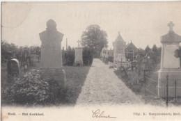 MOL /  HET KERKHOF  1905 - Mol