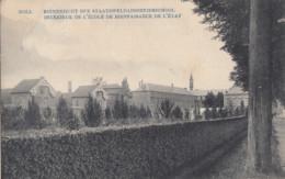 MOL / BINNENZICHT WELDADIGHEIDSSCHOOL 1908 - Mol