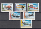 Cuba Nº 4357 Al 4362 - Unused Stamps