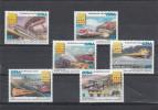 Cuba Nº 4386 Al 4391 - Unused Stamps