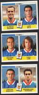 Stikers Panini 1994-95 Calcio Football Como Bassani Sala Rossi Lomi Boscolo Ferrigno FAS00336 - Italian Edition