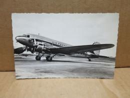 LE BOURGET DUGNY (93) Aviation Aéroport Avion Douglas DC3de La Cie Air France Gros Plan - Le Bourget