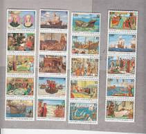 Cuba Nº 3252 Al 3271 - Unused Stamps