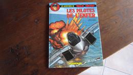 EO BUCK DANNY T42 LES PILOTES DE L'ENFER    BERGESE  CHARLIER   DUPUIS - Buck Danny