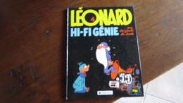 LEONARD T4 HI-FI GENIE  TURK  DE GROOT - Léonard
