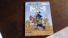 LES TUNIQUES BLEUES T13 LES BLEUS DANS LA GADOUE  LAMBIL CAUVIN - Tuniques Bleues, Les