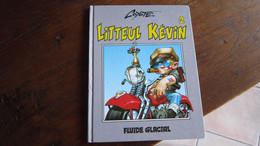 LITTEUL  KEVIN N°2    COYOTE      Fluide Glacial - Litteul Kevin