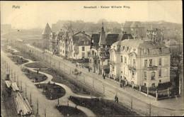 CPA Metz Moselle, Kaiser Wilhelm Ring, Vogelschau - Autres Communes