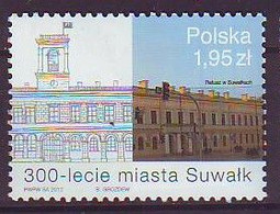 POLAND 4558,unused - Ongebruikt