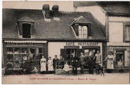SAINT-MAURICE-les-CHARENCEY (Orne). - Maison M. Poilpré - Otros Municipios