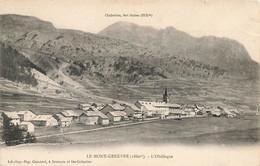 05 Mont Genévre Vue Générale - Andere Gemeenten