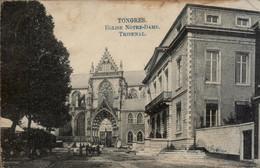 TONGEREN - église Notre Dame Et Tribunal - Tongeren