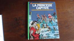 CHEVALIER ARDENT  T10 LA PRINCESSE CAPTIVE   CRAENHALS  CASTERMAN - Chevalier Ardent