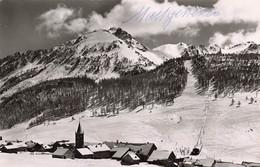 05 Mont Genévre Vue Générale Sports D'hiver Ski Téléski - Andere Gemeenten