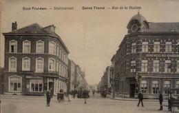 St-Truiden - Saint Trond Statiestraat- Rue De La  Station - Sint-Truiden