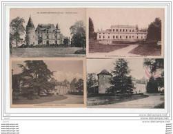 4 CPA - Sauternes - (33 Gironde) - (ref 868) - Castles