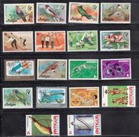 ANTIGUA Selection Of Mostly MNH - Various Topics - Antigua E Barbuda (1981-...)