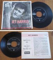 "RARE French EP 45t RPM BIEM (7"") JET HARRIS (10/1962) - Rock"