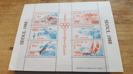 LOT546847 TIMBRE DE COLONIE WALLIS ET FUTUNA NEUF** LUXE BLOC - Collections, Lots & Series