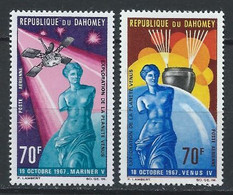 Dahomey YT PA 71-72 Neuf Sans Charnière - XX - MNH - Benin – Dahomey (1960-...)