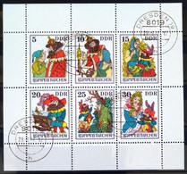 ALLEMAGNE Démocratique                       N° 1869/1874                         OBLITERE - Used Stamps