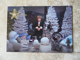 CPM Publicité Magasin IKEA Merry Christmas -2002 -  IKEA SALE 27/12/2002 - Enfant Jouet Moto Sapin - Ed Boomerang - Advertising