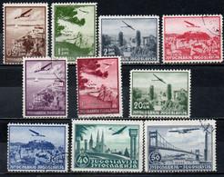 YOUGOSLAVIE 1937-40 O - Oblitérés