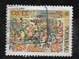PORTUGAL 1982 EUROPA - Used Stamps