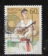 PORTUGAL MADEIRA 1985 EUROPA - Used Stamps