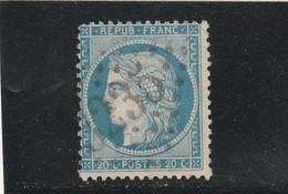 CÉRÈS N° 37  - GC  N° 3235  -  ROYE (76) SOMME - REF LOC37 - 1870 Siege Of Paris