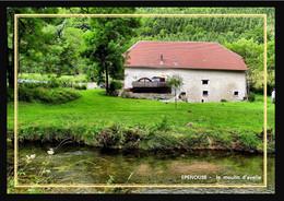25  EPENOUSE  - Moulin  D'avelle - Altri Comuni
