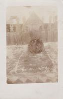 AK Soldatengrab - 1. WK (56748) - War 1914-18