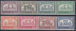 PORTUGAL 770-777,unused - Unused Stamps