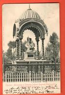 ZOT-36  Cascine Monumento Al Principe Indiano Rajaram Viaggiatta Per Svizzera 1901 Pionier - Altre Città