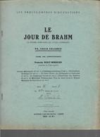 9 Livrets INSTITUT ASTROLOGIQUE DE CARTHAGE.JOUR DE BRAHM.LES PROLEGOMENES D'OCCULTISME.FRANCOIS ROLT-WHEELER. - Esotérisme