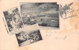 TAXENBACH SALZBURG AUSTRIA~MULTI IMAGE 1900s WURTHLE U. SOHN POSTCARD 53335 - Altri