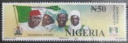 NIGERIA 2010 The 50th Anniversary Of Independence. USADO - USED. - Nigeria (1961-...)