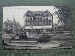 COQ S/MER - HOTEL DE BRUGES 1935 - De Haan