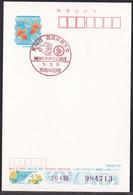 Japan Commemorative Postmark, 2003 58th National Athletic Meet Rugby (jci4257) - Sonstige