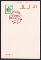 Japan Commemorative Postmark, 1978 Izu Islands Orchid (jci4469) - Otros