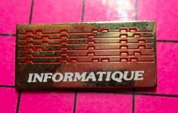 621 Pin's Pins / Beau Et Rare / THEME : INFORMATIQUE / CIRCUIT IMPRIME - Informatica