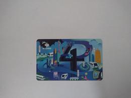 China Transport Cards, Metro Cards, Zhengzhou City, Train, TV Tower, (1pcs) - Zonder Classificatie