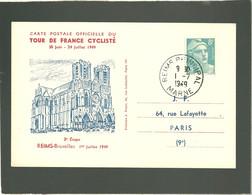 Tour De France Cyclist 1949 Reims Bruxelles 2e étape 1er Juillet 1949 - Ciclismo