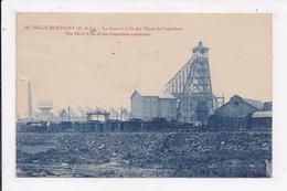 CP 62 BILLY MONTIGNY La Fosse N°2 Bis Des Mines De Courrieres - Other Municipalities