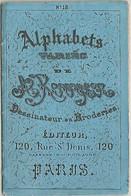 ALPHABETS VARIES DE A. ROUYER DESSINATEUR EN BRODERIE , N° 18 - Other