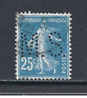 Y & T  N°  140  Perforé   M. S.  119  Ind  5  (z1) - Gezähnt (Perforiert/Gezähnt)