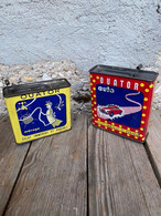 2 Anciennes Boites Ouator - Boîtes