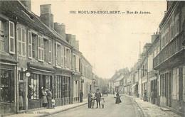 MOULINS ENGILBERT RUE DE JAMES - Moulin Engilbert