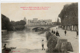 10  NOGENT Sur SEINE    Vue Sur La Seine ............... - Nogent-sur-Seine